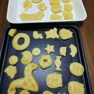 悲喜こもごもなクッキー作りだよ~