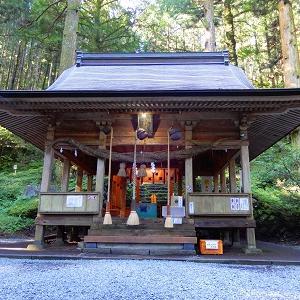 ☆ミッドナイトスワンと上色見熊野座神社☆