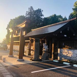 ♡私のマイブーム 健軍神社までの散歩♡