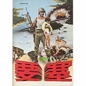 戦争映画(イタリア戦線):要塞(1970) 子供が戦争に加担する かなりの異色作