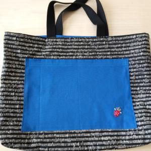 《ちくちく手芸&刺繍》長女のピアノバッグを新調!(すとぷり刺繍あり)