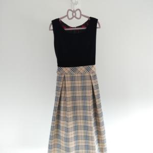 《こども服》長女の発表会用ドレス