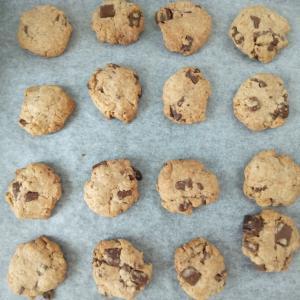 《おやつ》なかしましほさんの手びねりクッキー!