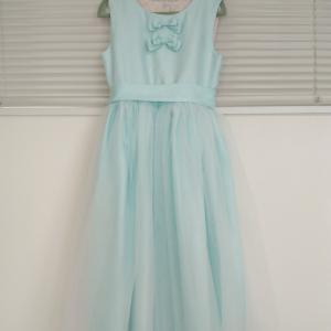 長女のドレスを新調しました!