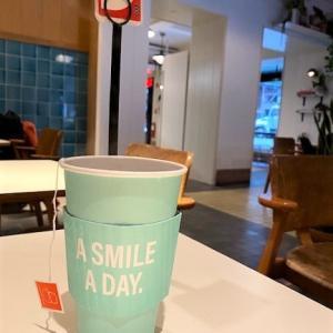 ニューヨークひとり旅⑫ブレックファスト・ブリトー【SMILE TO GO】