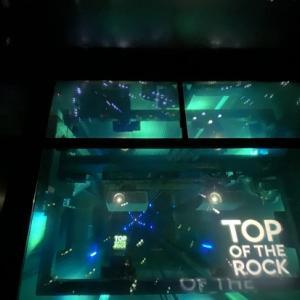 ニューヨークひとり旅⑭雨降る街の展望台【TOP OF THE ROCK】