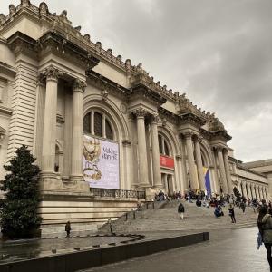 ニューヨークひとり旅⑯THE METでアート鑑賞【THE METROPOLITAN MUSEUM OF ART】