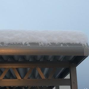アルテック カーポート 積雪