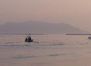 「魅惑の地形・釜石湾口防波堤」の巻