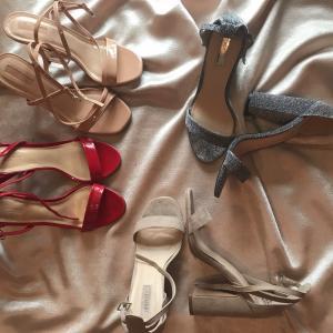 プチプラで使える靴はどこで買う??