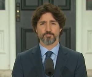 カナダの首相ジャスティン・トルドー、トランプの対応を聞かれ20秒沈黙に注目が集まる