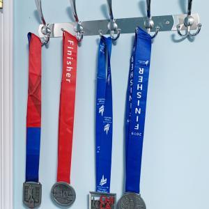 シカゴマラソン連続完走メダルとシックスメダリストに遭遇した話。