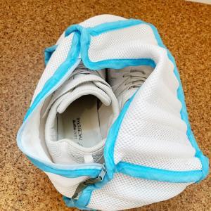 靴洗い洗濯袋。