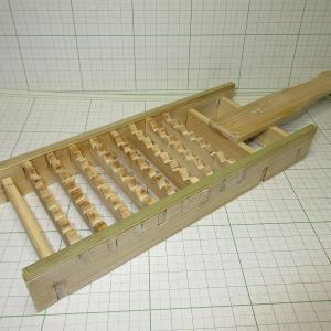 竹クラフト 鬼おろし器