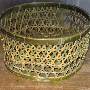 六つ目椀かご 竹細工