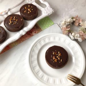 【チョコレートのタルトレット】レッスンのお知らせ