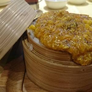 この時期を待っていた!上海蟹シーズンの必食メニュー『大閘蟹粉籠仔蒸飯』滬江飯店@尖沙咀