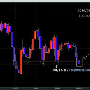 FOMCで注目すべきポイントは105円。終値重要!勝負の分かれ道・・・?!