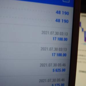 【注意】ドル円暴落??月末ラストに動き出す恐れ・・・