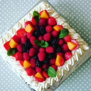 バースデーケーキのご注文