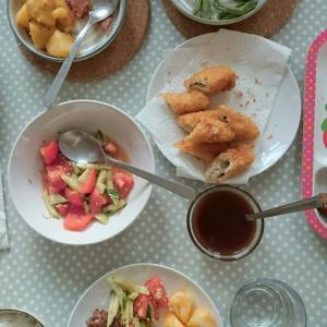 我が家の夕食事情