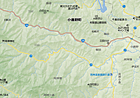薄川・赤平川へのアクセス!