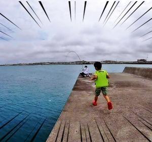 【釣りポイント百景#2】西崎一文字 ~カーエー、タマン、ガーラ、止まらないヤツが居る一文字!!