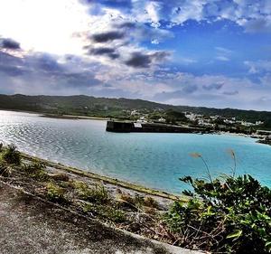 【釣りポイント百景#4】志喜屋漁港~カーエー数釣りポイント