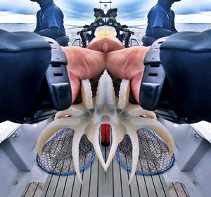 絶対イカを釣りたいときにオススメなディープエギング、エジング【海輝丸 後編】