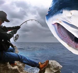 フィッシングギャングシャークVS シイラハンターKさん 【サメ釣り20周年プレゼンツ#1】