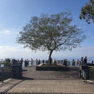 世界で2番目の高さを誇るマデイラ島のジラオン岬
