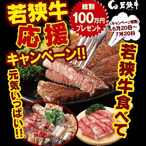 お肉が大量当選☆