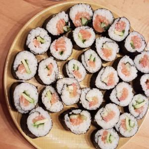 ドイツ人が作る巻き寿司