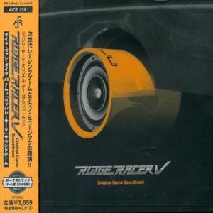 第212回 RIDGE RACER V Original Game Soundtrack