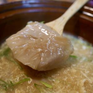 「森のフカヒレ」がほんとにフカヒレな中華スープ♪