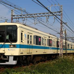 小田急8251F団臨