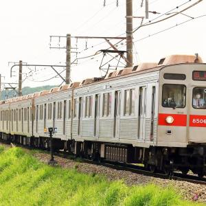 8606F 廃車回送