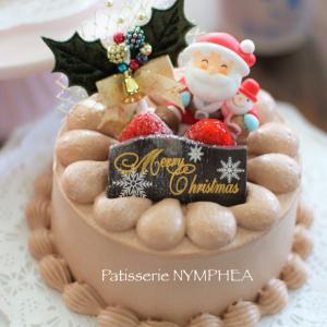 クリスマスケーキご予約承っております。