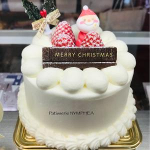 燃え尽きました…菓子屋のクリスマス!