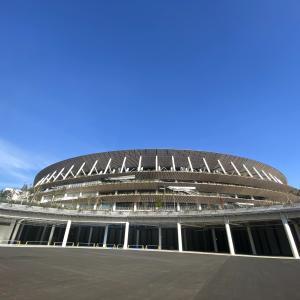 ●オリンピックスタジアム…