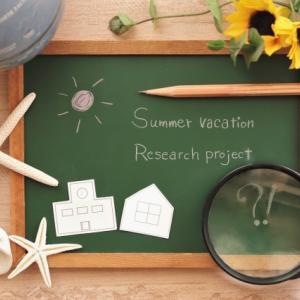 ●親の夏の自由研究(宿題)