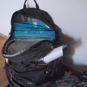 小4息子の夏キャンプ!リュックの中をガサゴソしなくても着替えが出せる荷づくりの仕方