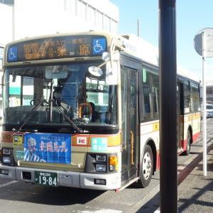 神奈中伊16系統に乗って比々多エリアへ(その1)