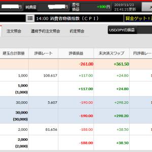 少額で取引 100通貨からのPFX nano (11/17~23)
