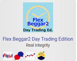 GEMFOREX 9/28 FX自動売買ソフト(EA):Flex Beggar2 Day Trading Editionの運用結果