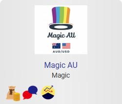 GEMFOREX 12/1 FX自動売買ソフト(EA):Magic AUの運用結果