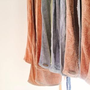 毎日使用するタオルをオキシ漬けして綺麗に