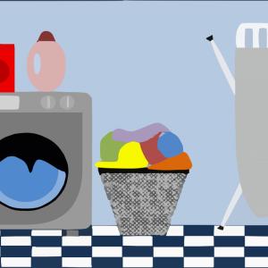 洗濯物は外干し派?室内干し派?