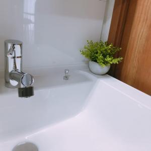 パナソニック洗面台の水栓を分解して掃除してみた