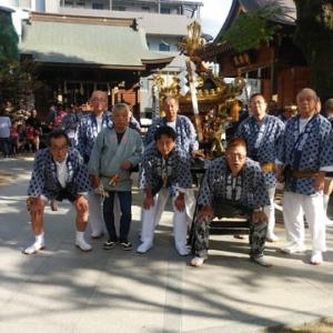 松戸神社 例祭 令和元年